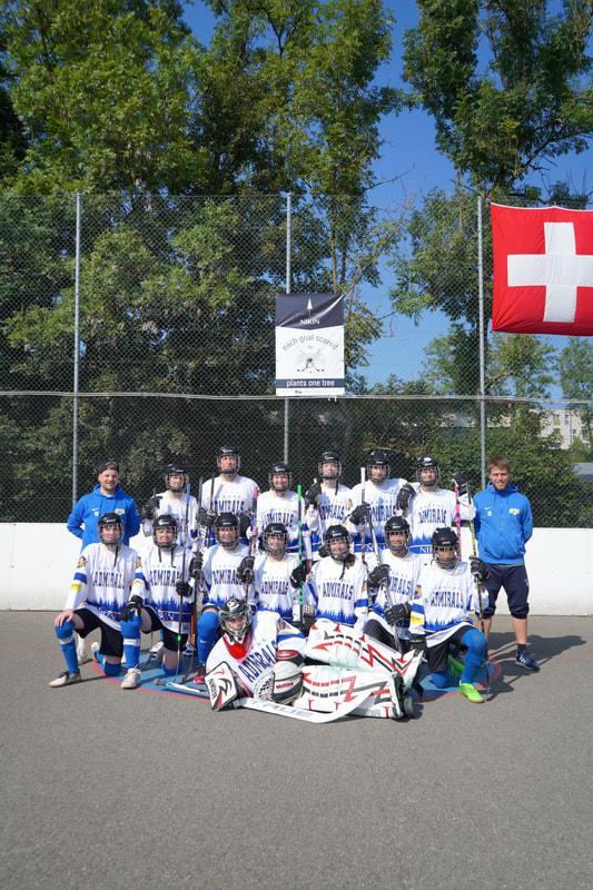 Teamfoto Junioren A